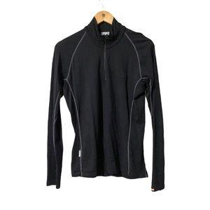 IceBreaker 100% Pure Merino Bodyfit200 zip up szM
